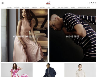 Boutique on Main Street - Ecommerce Store