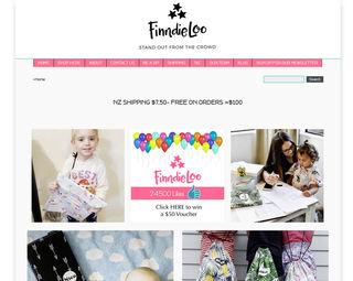 Finndieloo - Ecommerce Store
