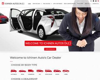 Inchinen Autos - Dealership, Ecommerce
