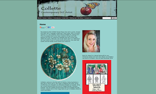 Collette - Contemporary Artist