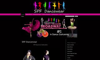 SPF Dancewear