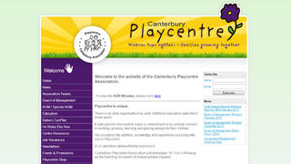 Canterbury Playcentre